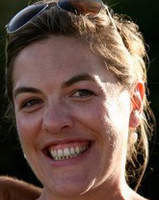 Headshot of woman smiling at camera